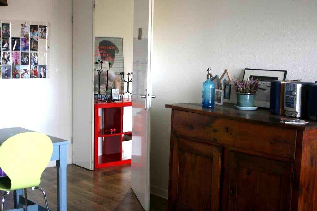 Spacieux, récent et confortable Castanet Centre - Castanet-Tolosan - Appartement