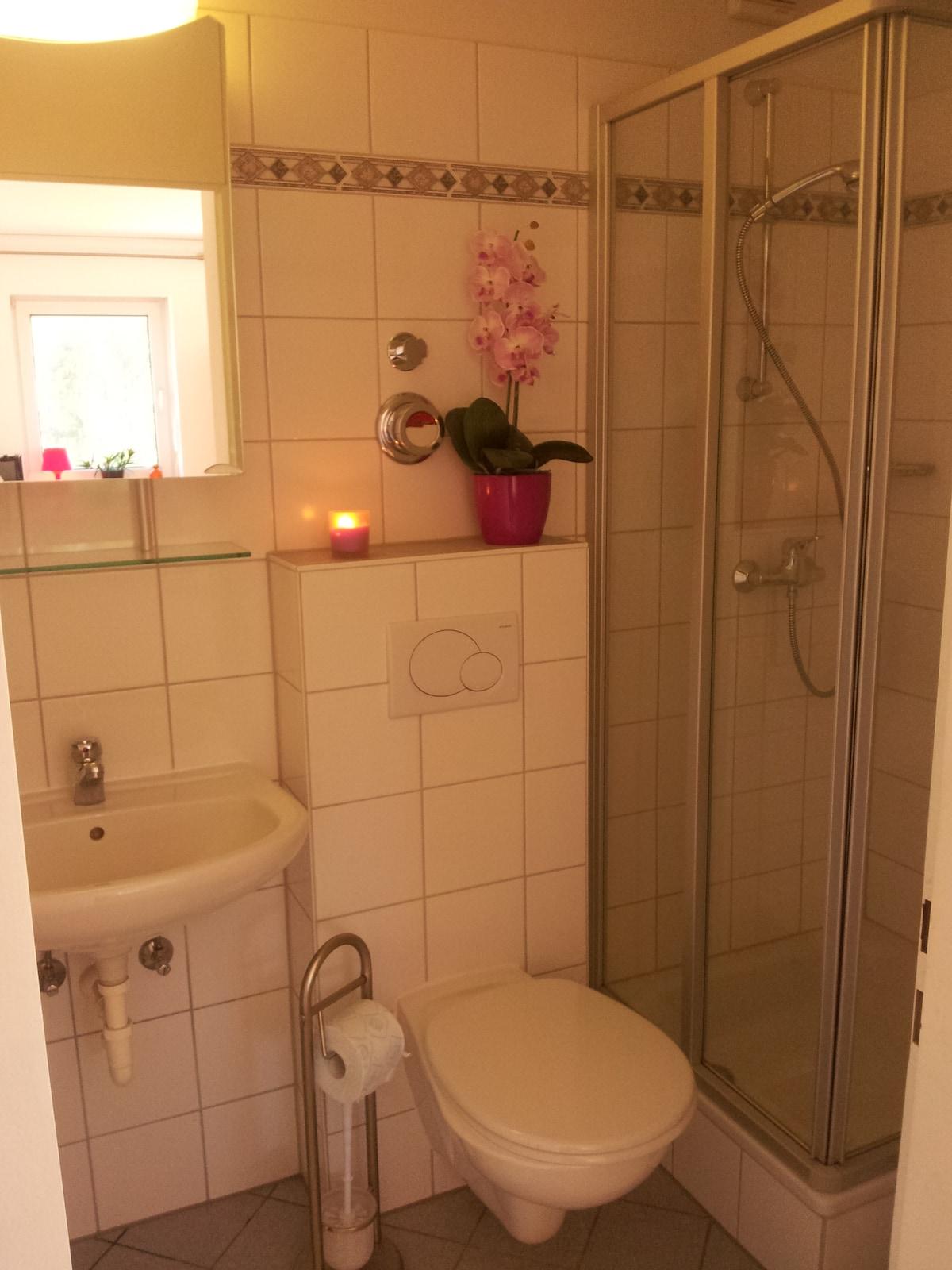 Bathroom/Badezimmer