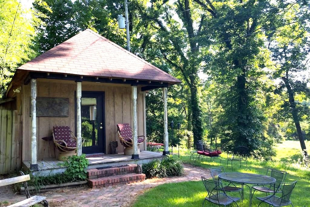 The Sunflower Cottage on the River - Clarksdale - Ev