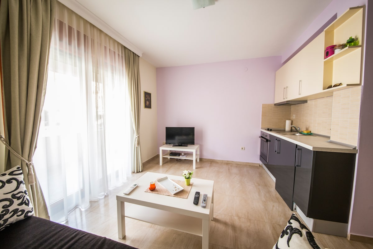 Lux apartments Miljanic