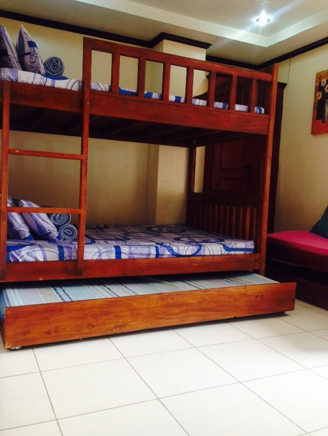 Studio Type Baguio Transient House