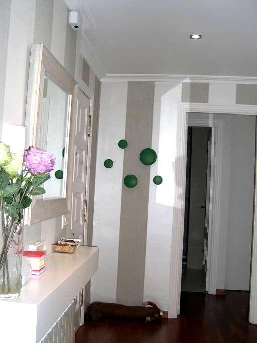 Piso acogedor Rías Baixas - Vilagarcía de Arousa - Appartement