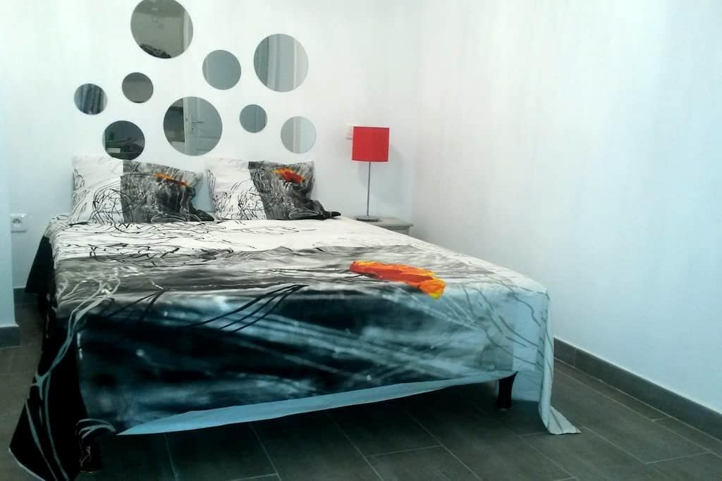 Petit T2 sympa proche d'ajaccio - Alata - Apartament