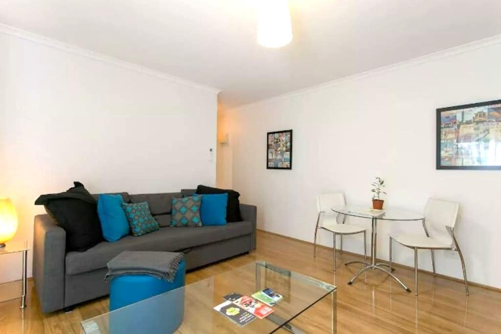 Spacious 1BR apartment - Santa Fe - Maison