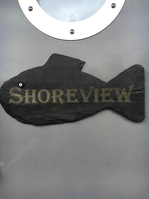 Shore View- Refurbished Overlooks Beach Anstruther - Anstruther - Apartment