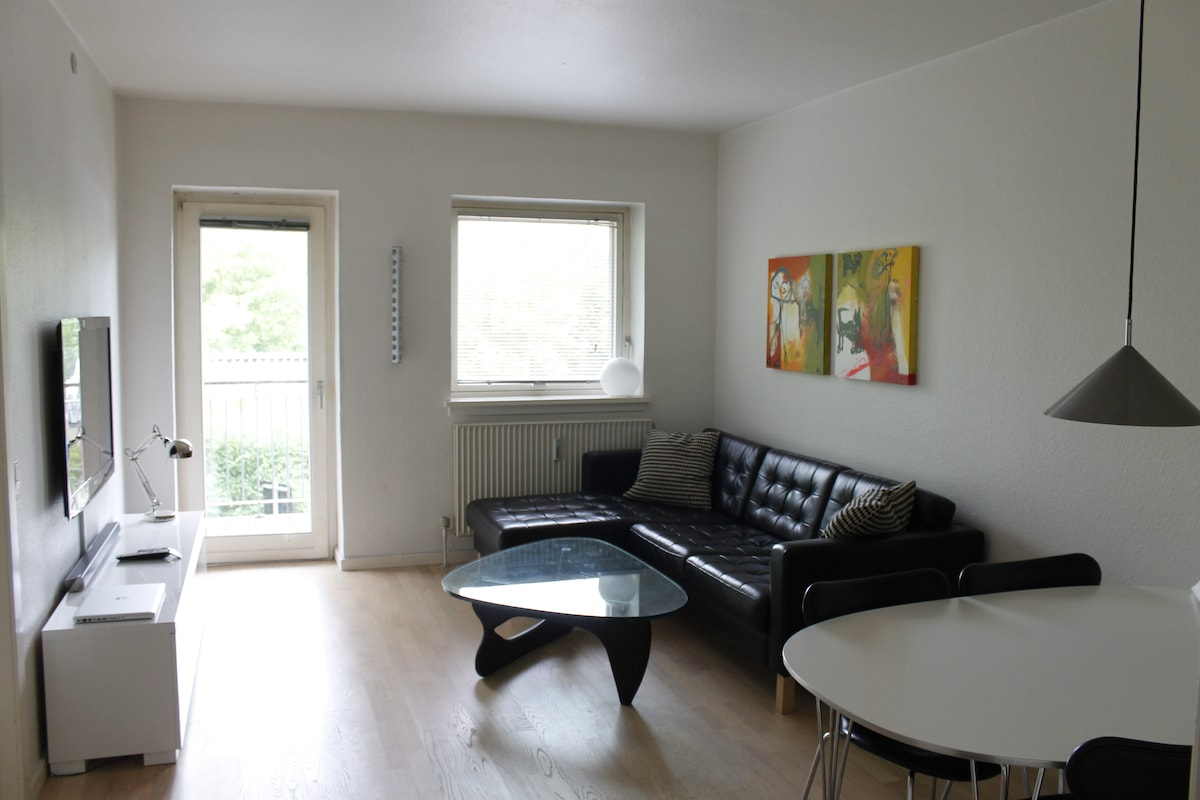 Apartment in the heart of Odense