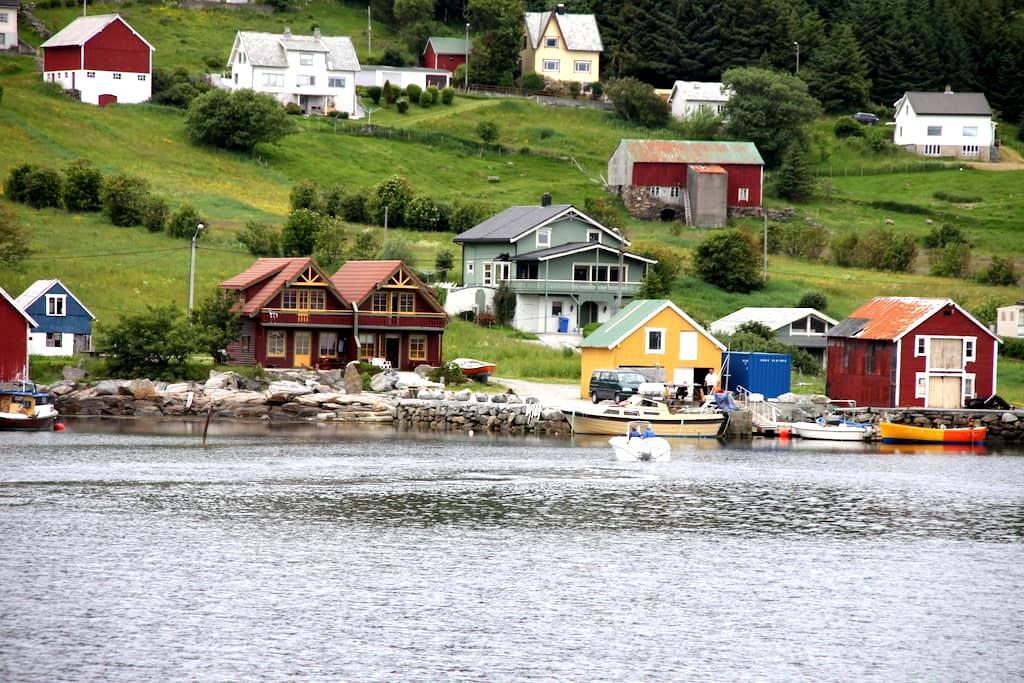 havferie.com - Kvalsvik - Бунгало