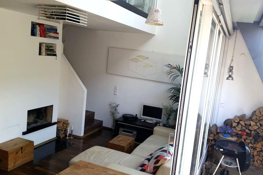 "Studio Apt. in the ""Glockenbach"" quarter - Munich - Appartement"