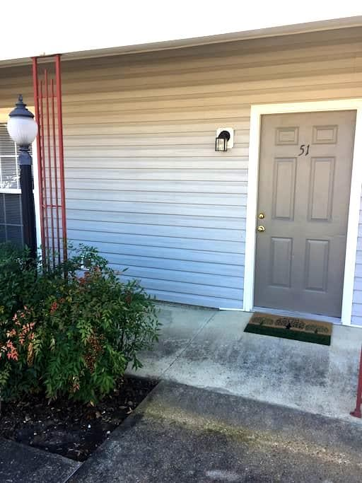 Cozy Apartment Near MSU - Starkville - Byt