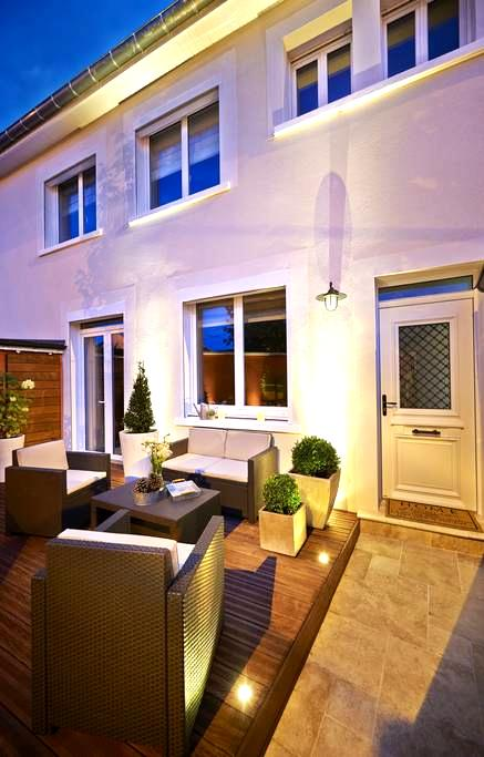 Le 8 de Coeur,Champagne,MOUSSY,51530 Marne-Leblond - Moussy - House
