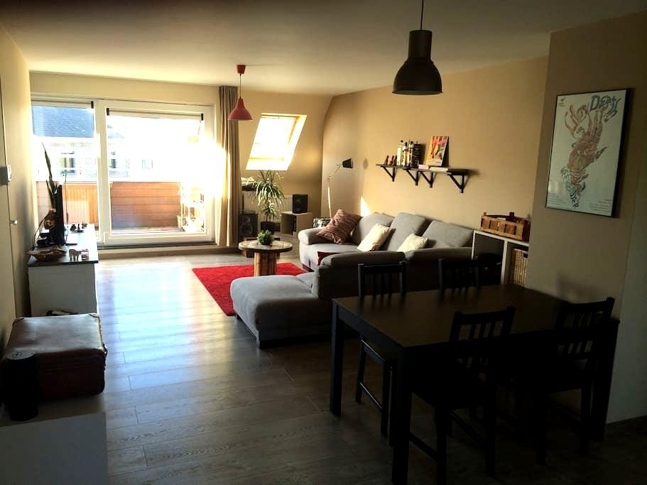 Comfortable apt. in lovely village - Zomergem