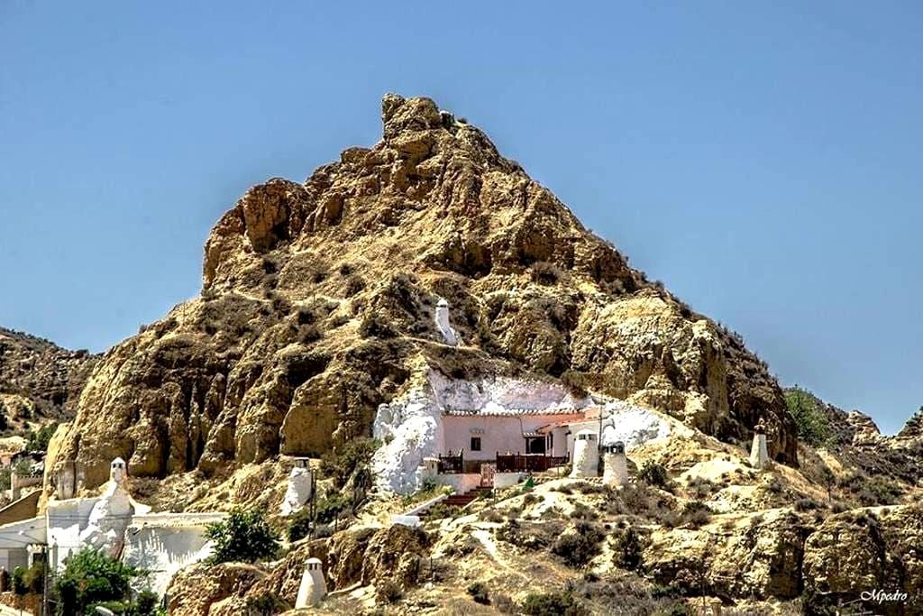 AMAZING CAVE HOUSE - Guadix - Grot