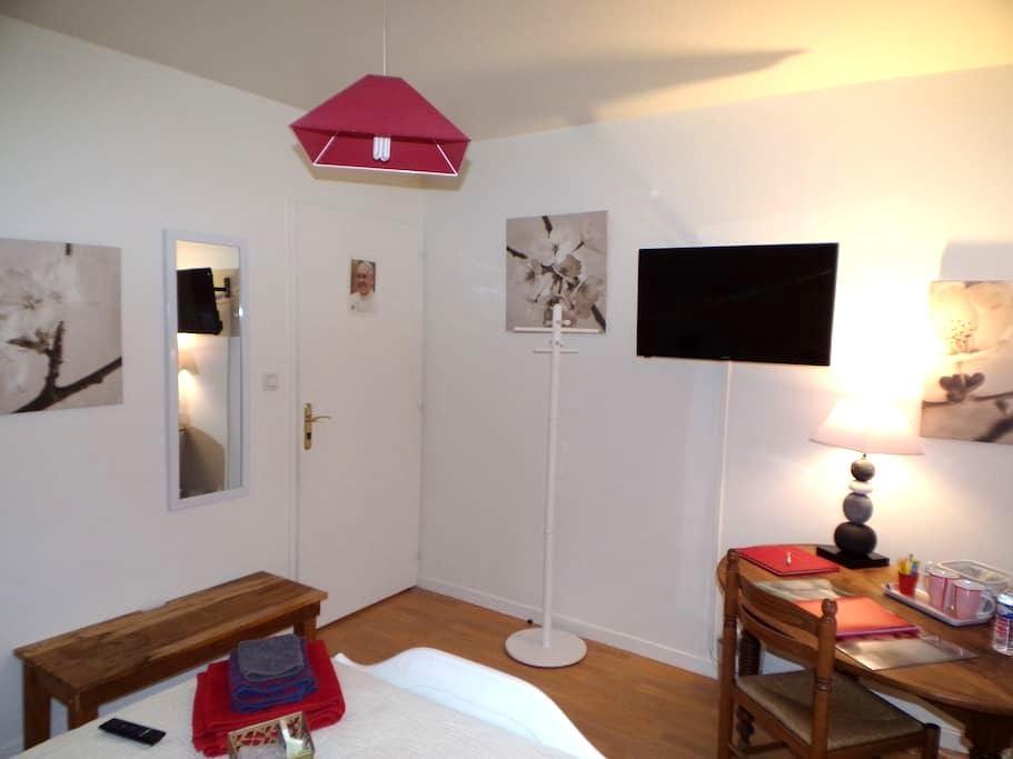 Chambre individuelle dans village prisé proche A2 - Préseau - Ev