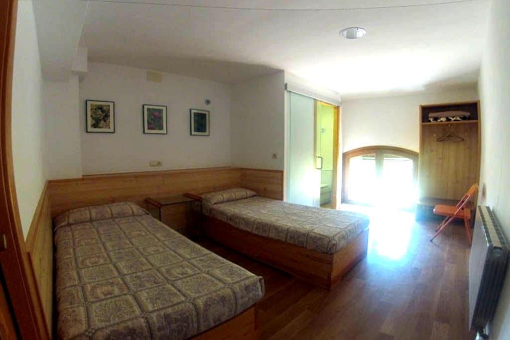 Habitación de 2 plazas con baño - Horta de Sant Joan - Penzion (B&B)