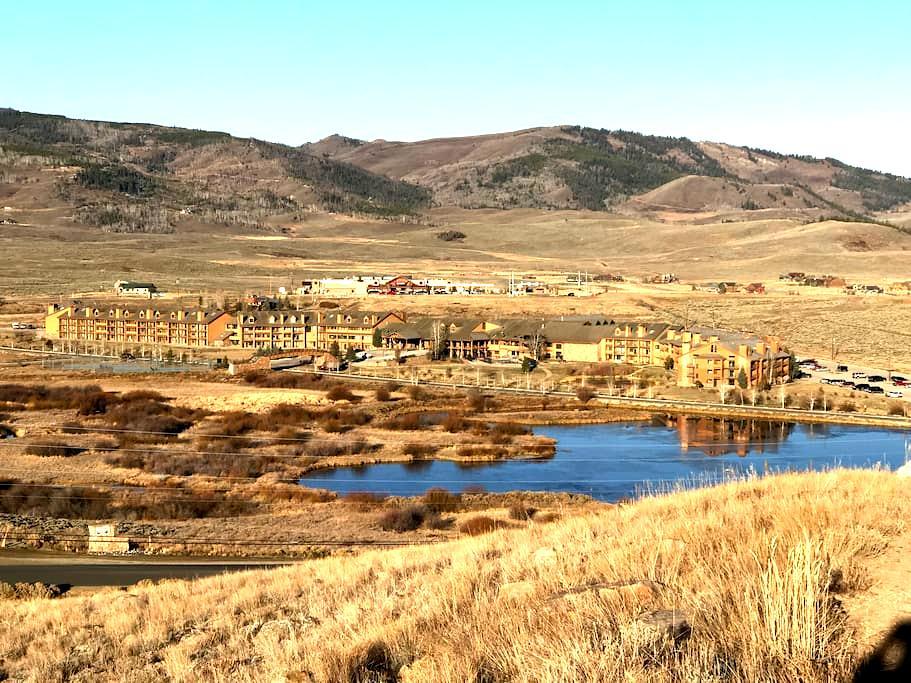 New Condominium for Families to Enjoy the Rockies! - Granby - Condomínio