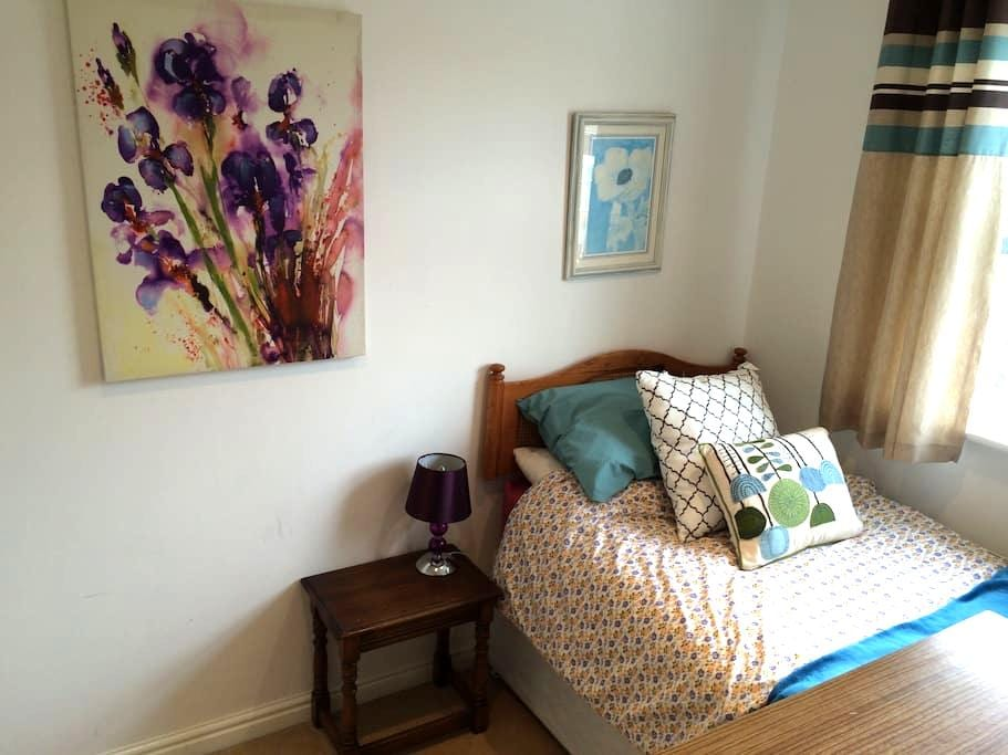 Single Room in South Harbour - Eastbourne - Hus