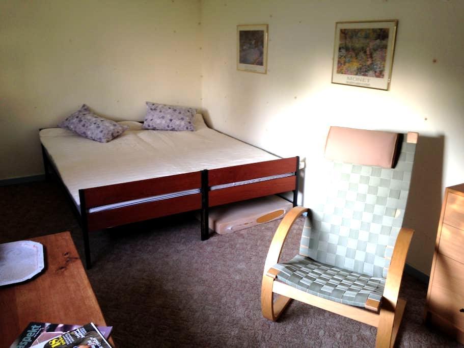 Dejligt annex på SYDBORNHOLM! - Akirkeby - Bed & Breakfast