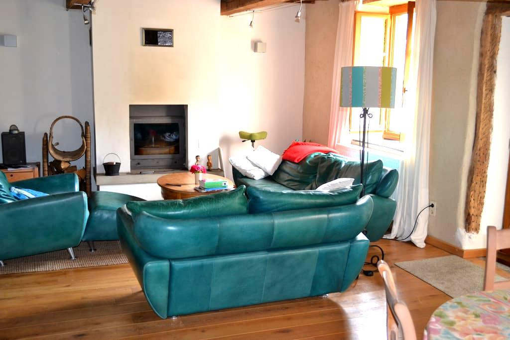 Authentic home in Semoy valley - Haulmé - Ház