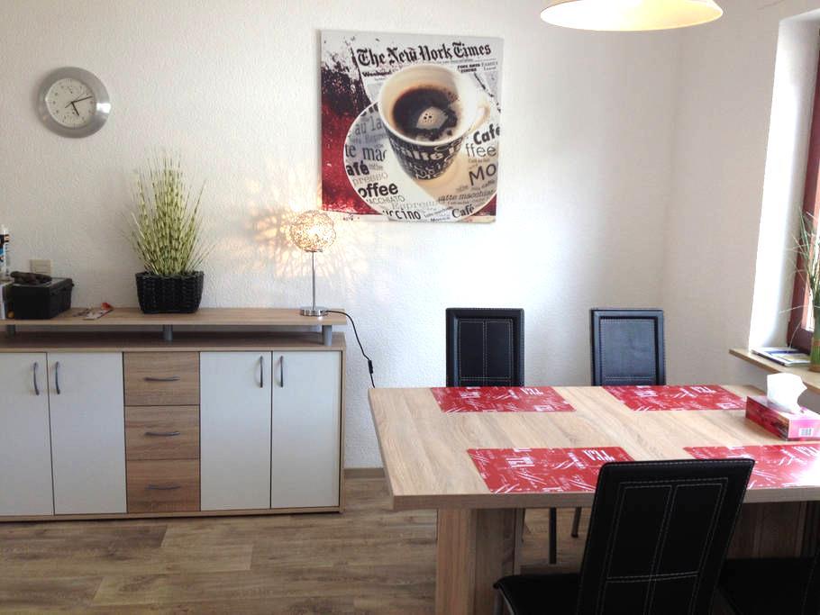 Students&Guests Hainstraße Zimmer3 - Biedenkopf - Appartement