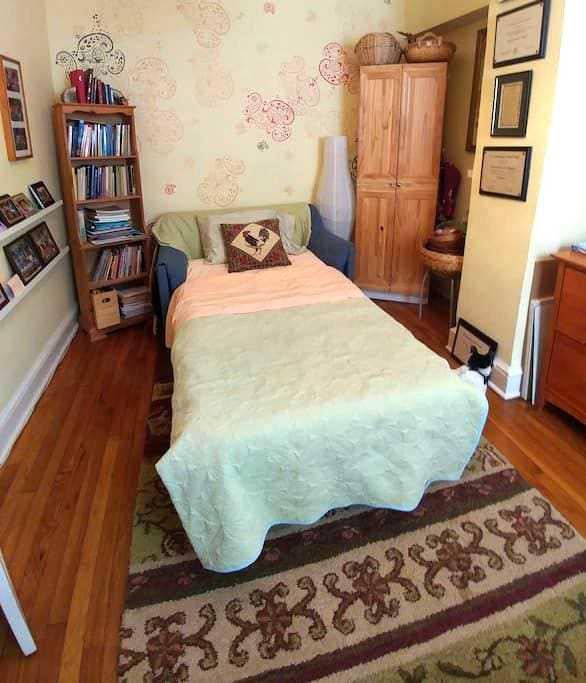 Charming Room & Friendly Home in Historic Old Town - Alexandria - Townhouse