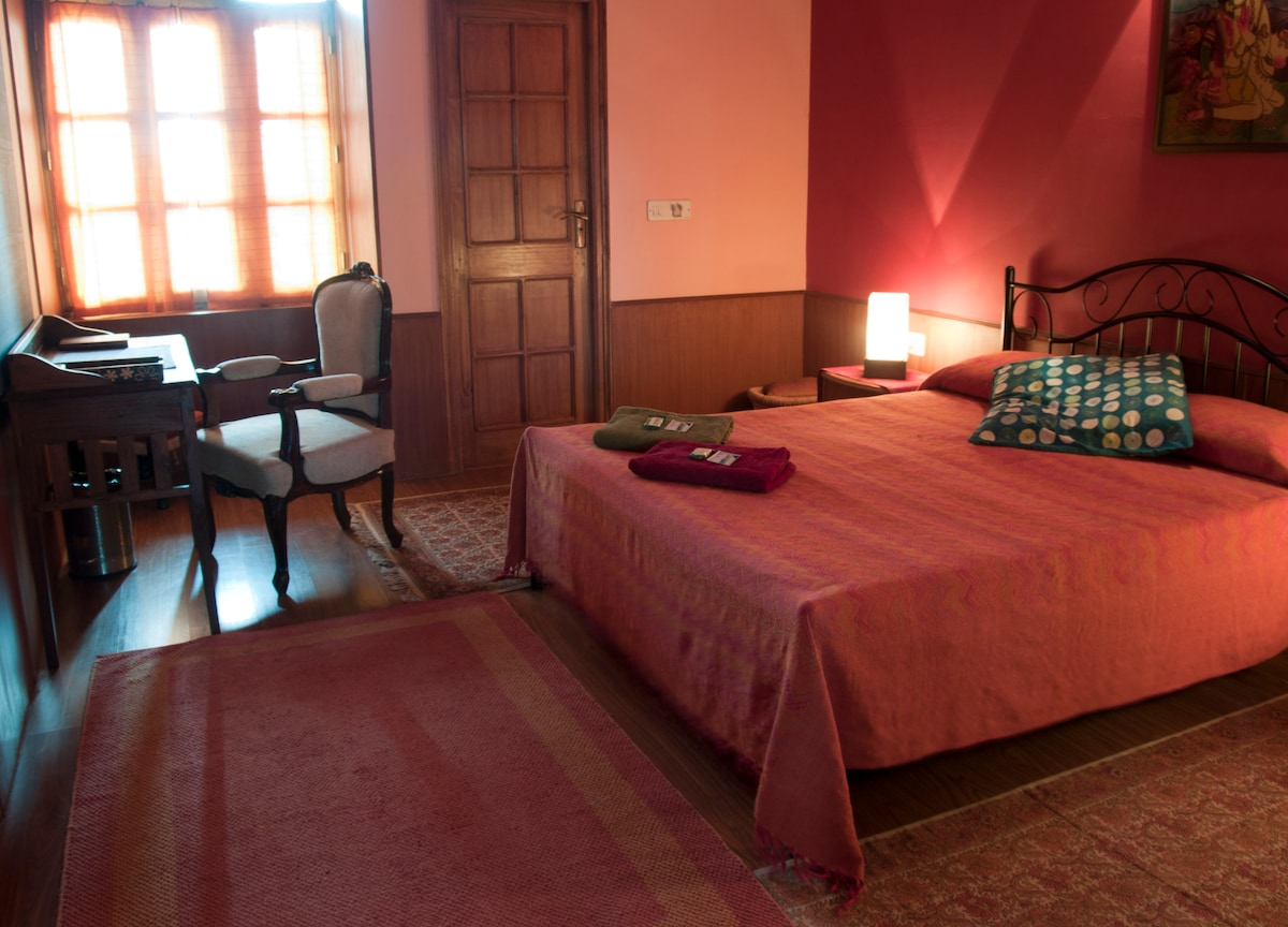 GANGA VATIKA BOUTIQUE HOTEL SD ROOM
