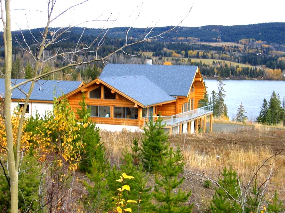 Standardroom with Bathroom, Bridge Lake/Cariboo BC - Bridge Lake - Bed & Breakfast