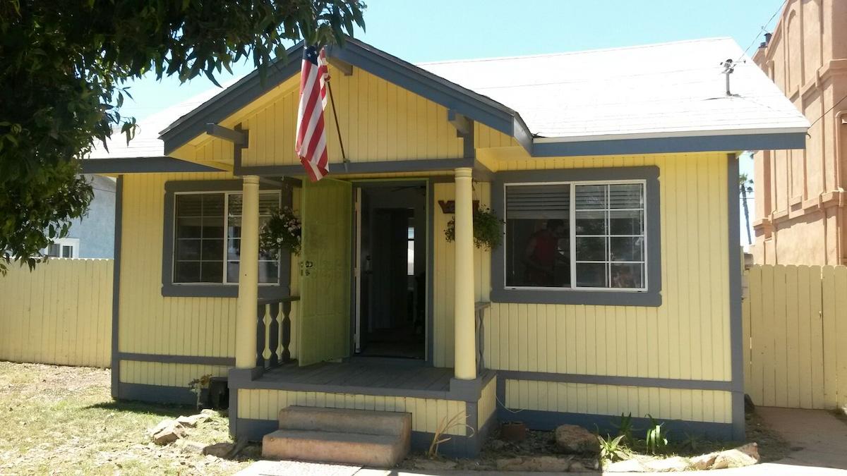 Historical Beach Cottage