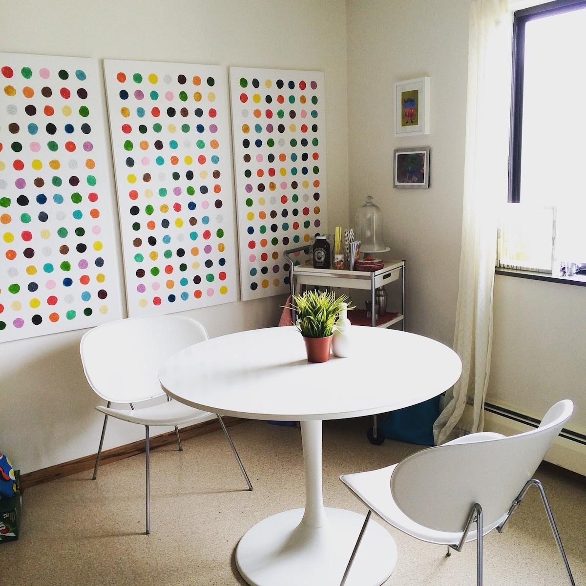 Cozy private room, UMN & Northeast