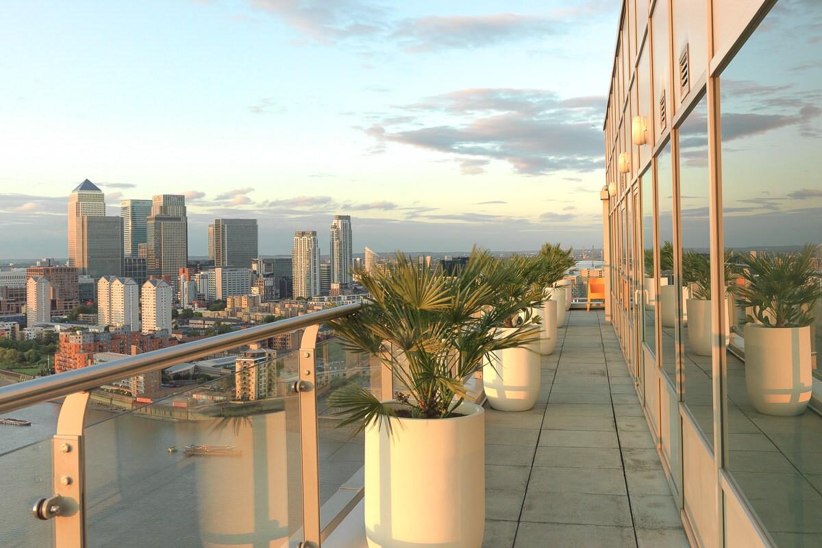 Top Floor London Penthouse
