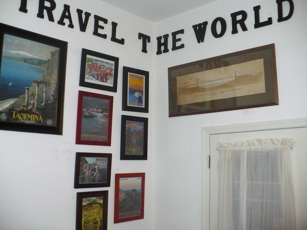 Travel The World...places I've been!