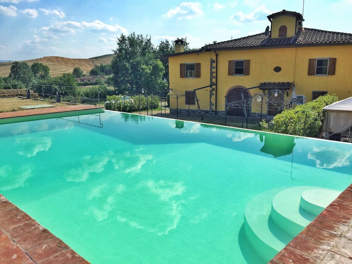 Relax in Chianti Podere Fossatino