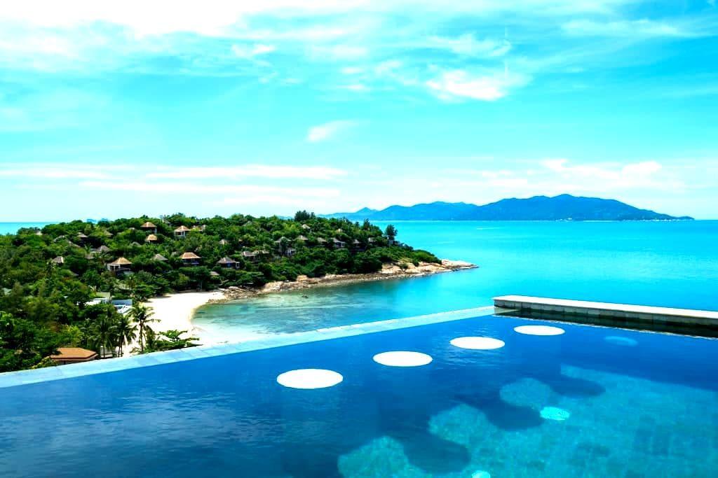 Villa Ihana Beach Side Panorama - サムイ島 - 別荘