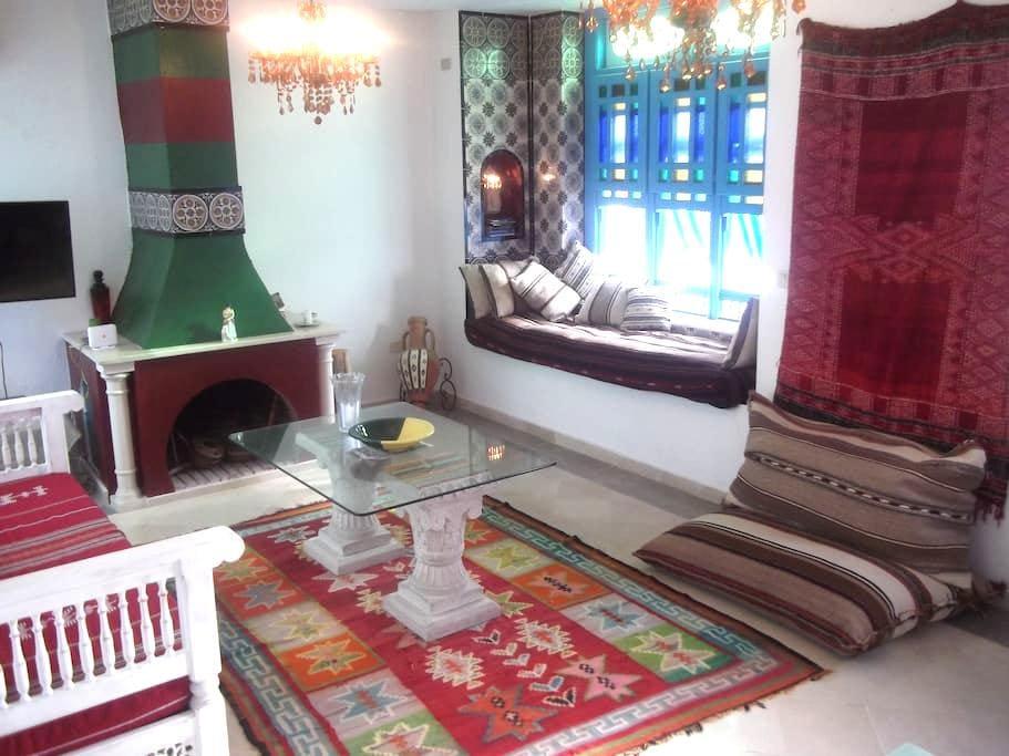 Vacances à Sidi Bousaid - Carthago - Apartament