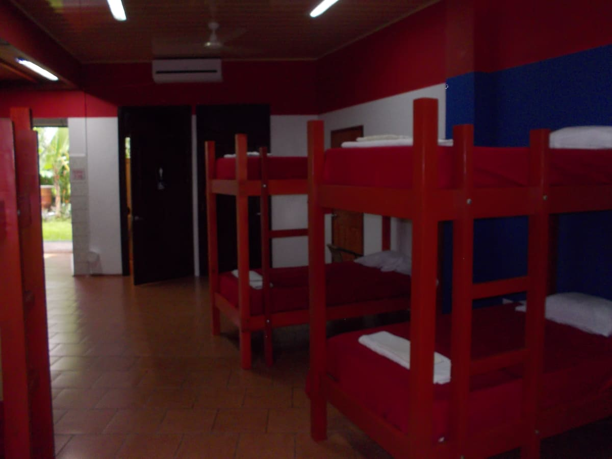 Backpackers Shared room T.d. Fuego