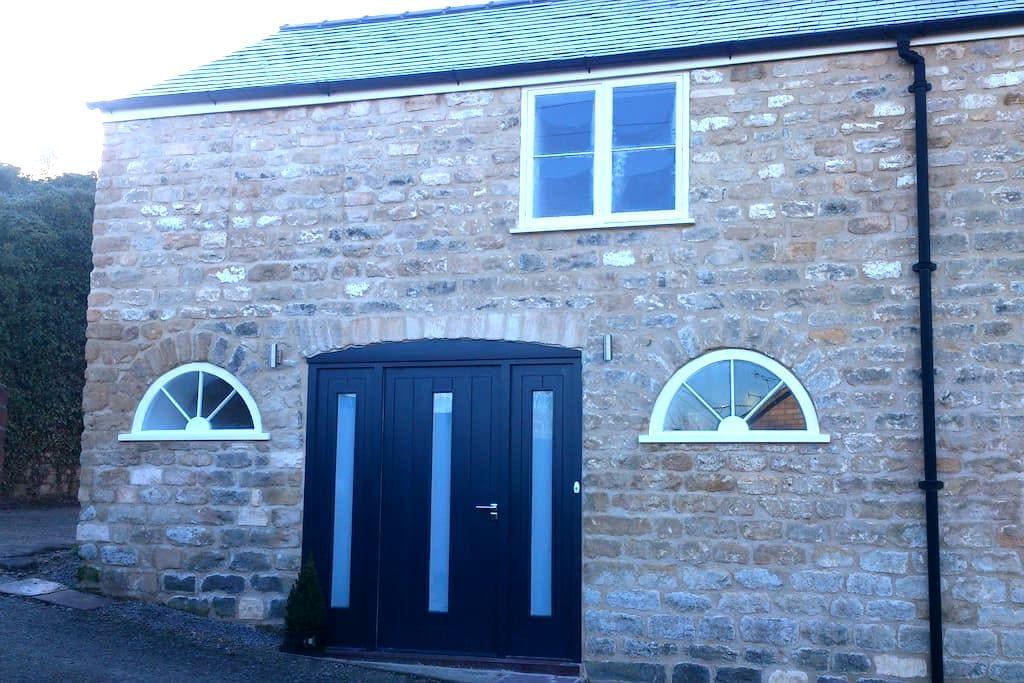 Lovingly restored, warm Coach house - Dursley - Huis