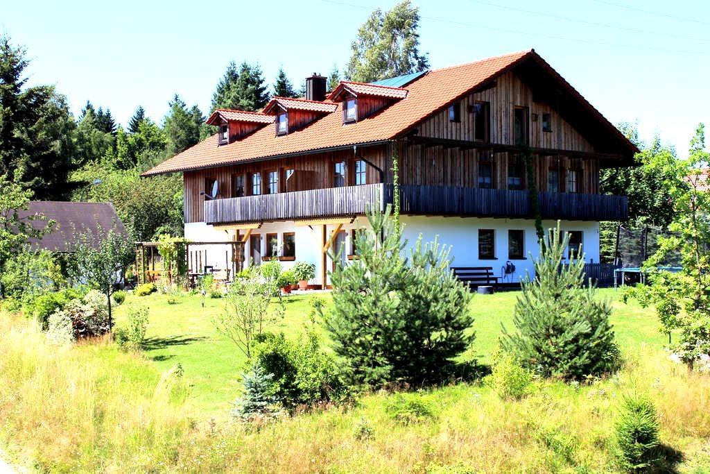 Ferienwohnung im Kräuterdorf Nagel - Nagel - อพาร์ทเมนท์