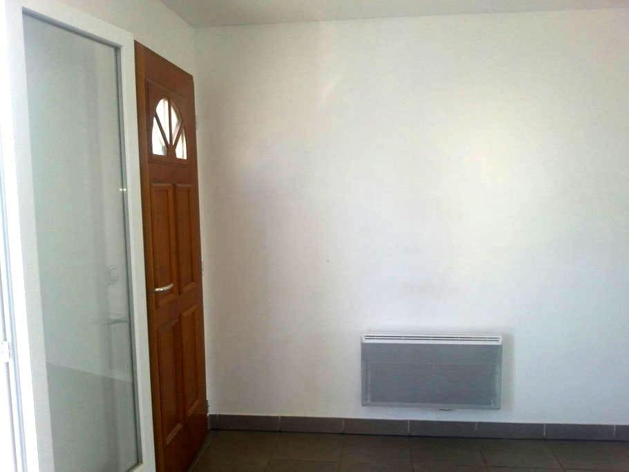 Charmante chambre d'hôtes à Esvres - esvres - Bed & Breakfast