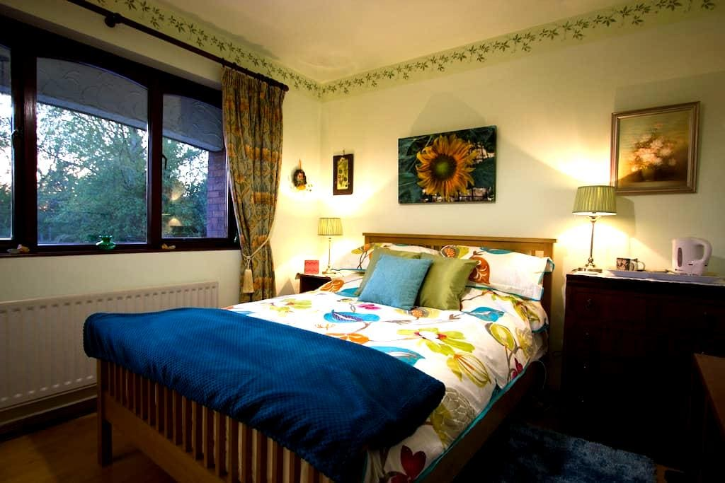 Sunflower Room in Lismaine Cottage B&B - Magheralin - Wikt i opierunek