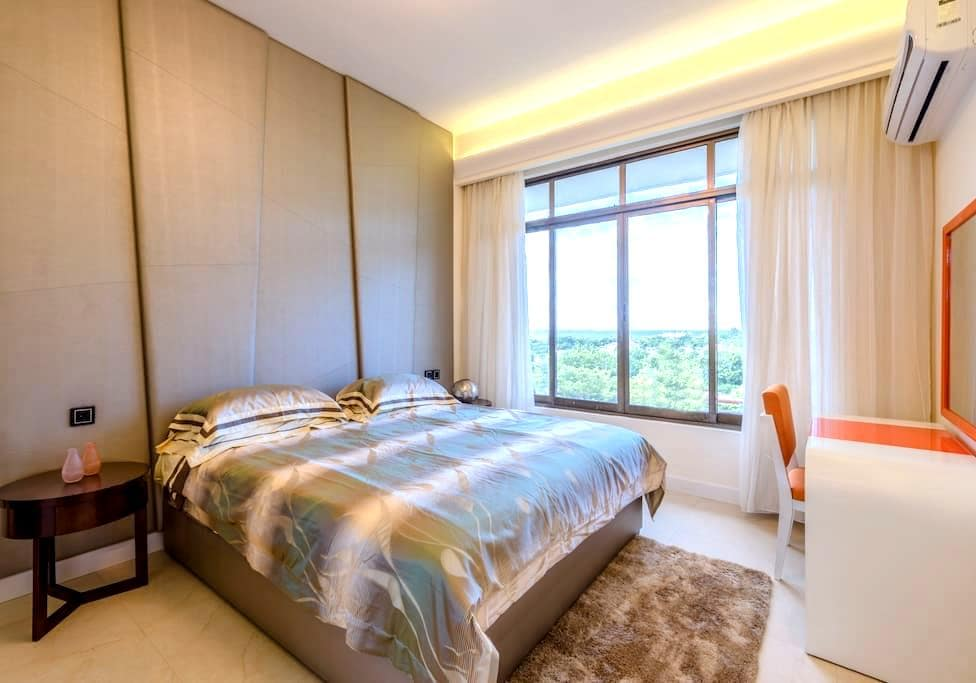 Charming private room in Msasani - Dar es Salaam - Appartement