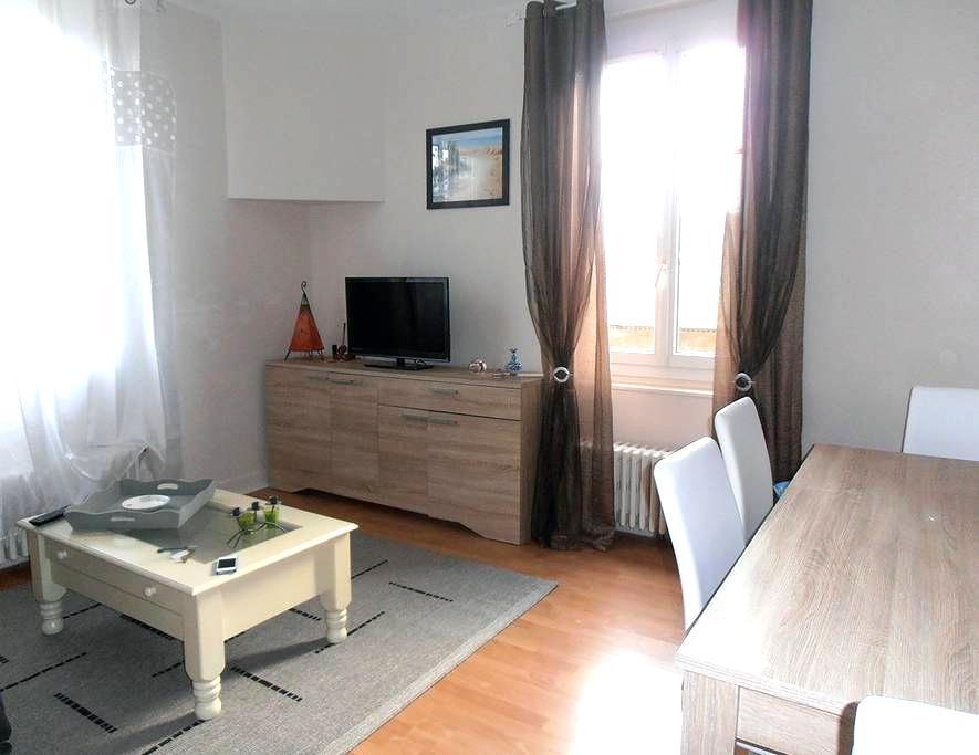 Maison solognote 8 couchages - La Ferté-Saint-Aubin - House
