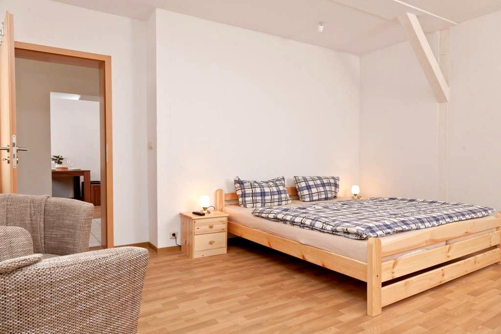 Gästewohnung in Greifswald - Greifswald - Apartamento