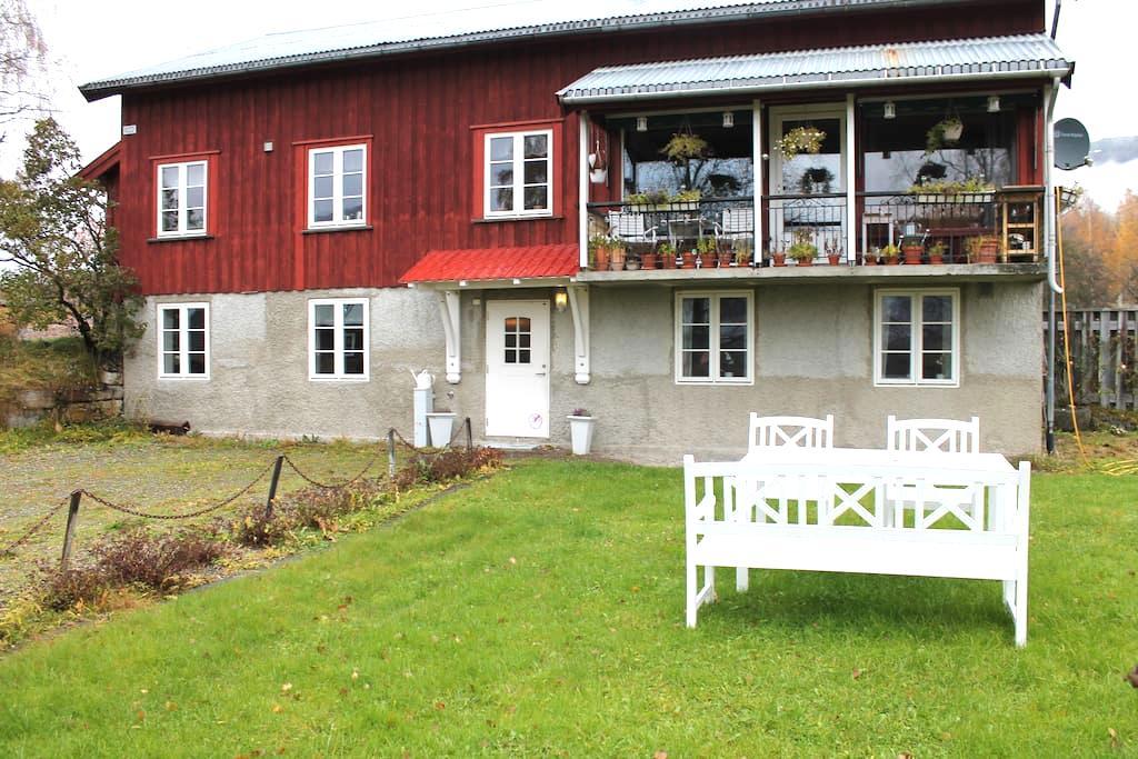 Hel leilighet med 3 soverom nær Lillehammer. - Lillehammer - Lainnya