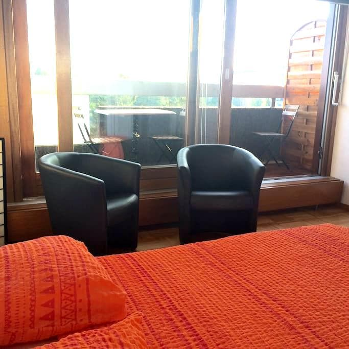 Sunny appart close to United Nations and Palexpo - Genève - Apartmen