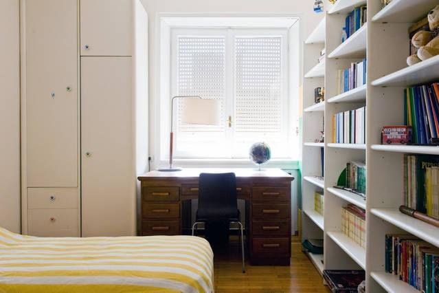 Center Milano attic double room