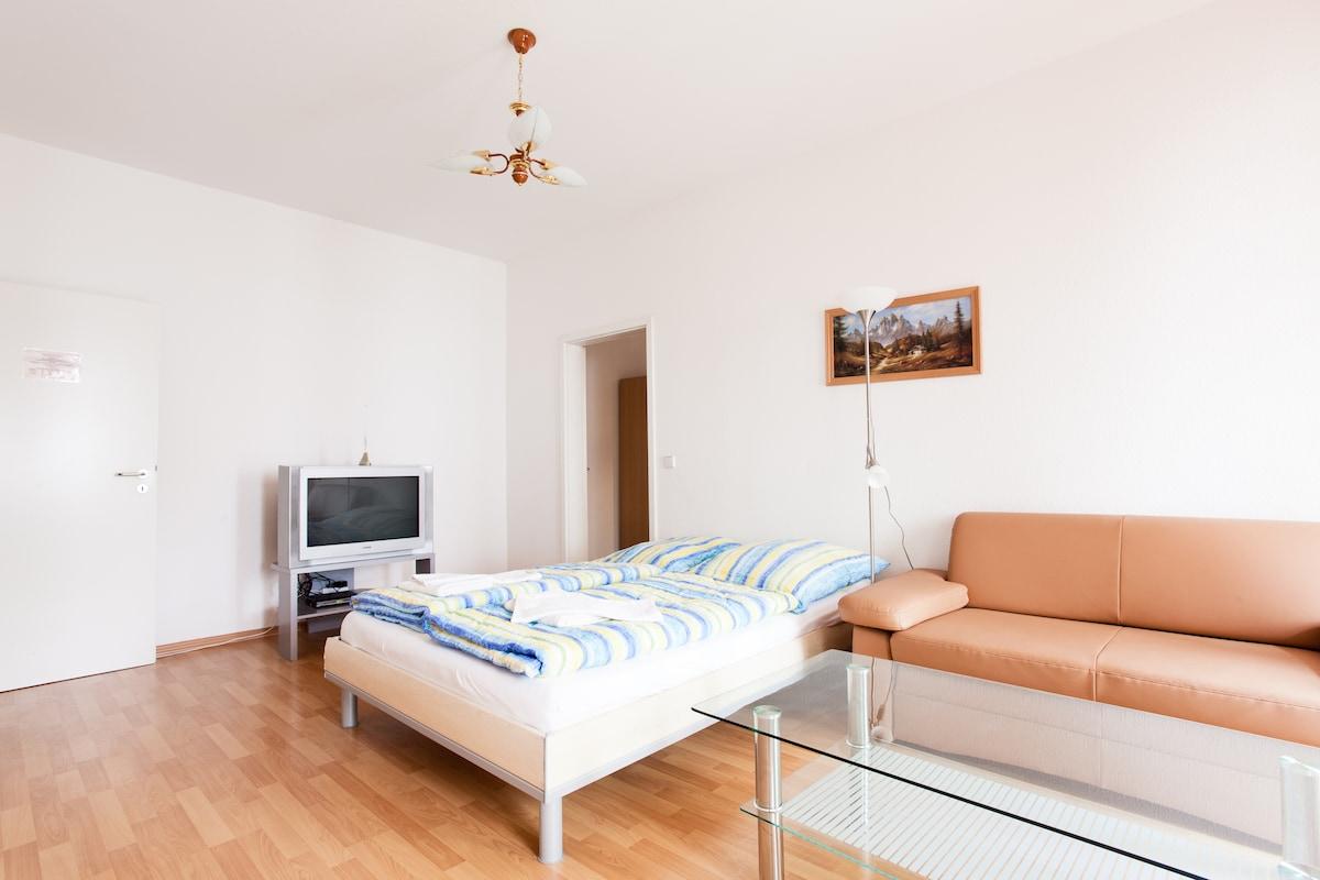 2-Room Apartment Prenzlauer Berg A2