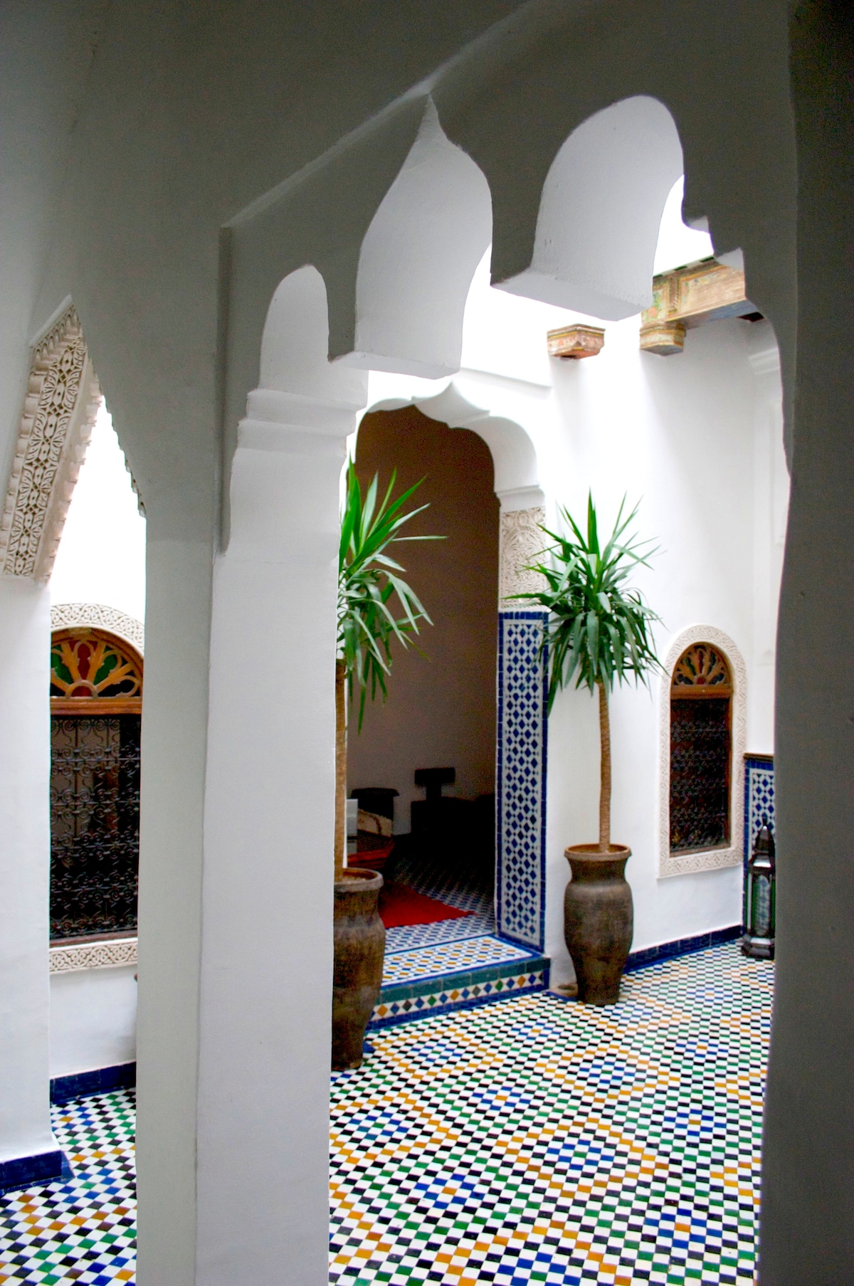 Stunning Private Dar in Fez Medina