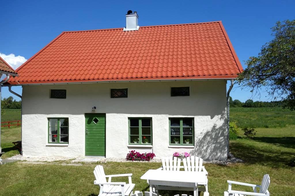 Trivsam flygel i Norrlanda - Romakloster - House