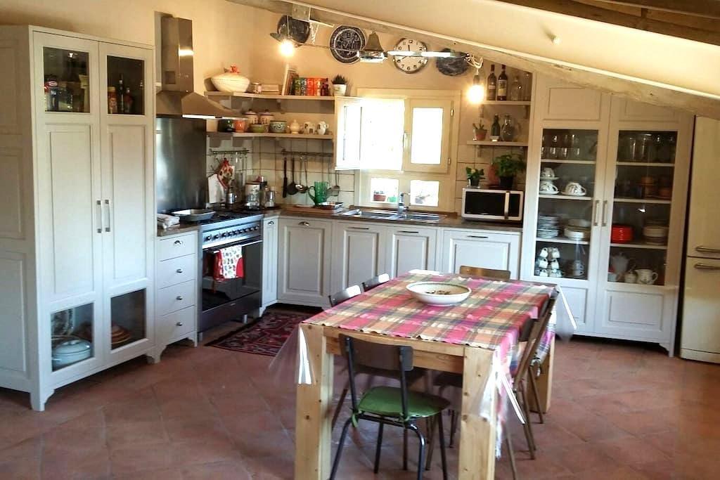 Camere per vacanze in famiglia - Lucques - Appartement
