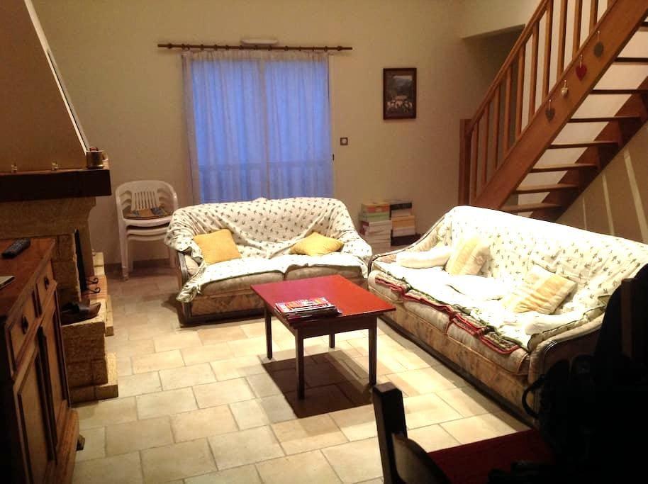 Appartement coquet en centre ville - Mauléon-Licharre - Квартира