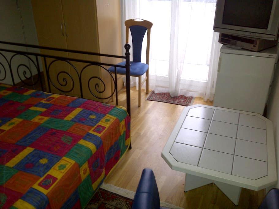 ENJOY Quality DBR/Balcony in BERNE - 伯尔尼 - 公寓